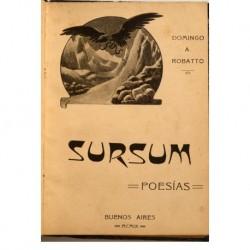 Sursum. Poesías.