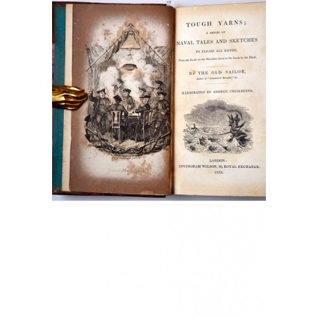 Tough Yarns. A Series of Naval Tales and Sketches