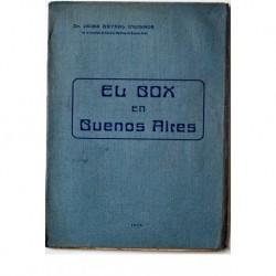 El box en Buenos Aires: su influencia transcendental en el carácter, la educación moral y las instituciones libres