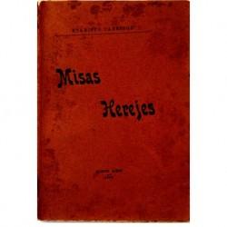 Misas Herejes