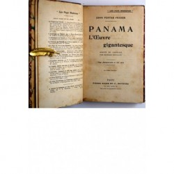 Panama l ouvre gigantesque.