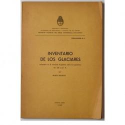 Inventario de los glaciares existentes en la vertiente argentina entre los paralelos 47º 30' y 51º