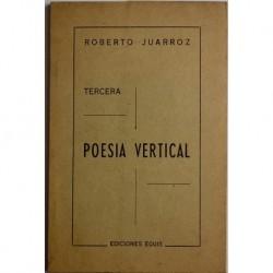 Tercera poesía vertical