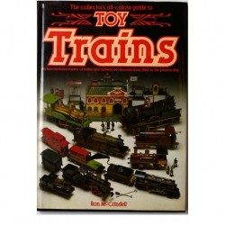 The collectors all-colour guide to toy trains. An international survey of trains and railway accessories, from 1880 to